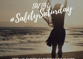 Safety Saturday: Its time to stand up for yourself