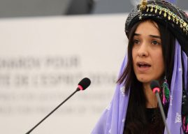 Nadia Murad Is Building a Hospital for Survivors of Sexual Violence