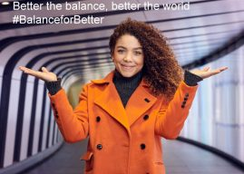 International Women's Day 2019 campaign theme: #BalanceforBetter