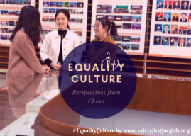 Equality Culture in China