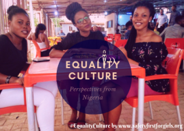 Equality Culture in Nigeria